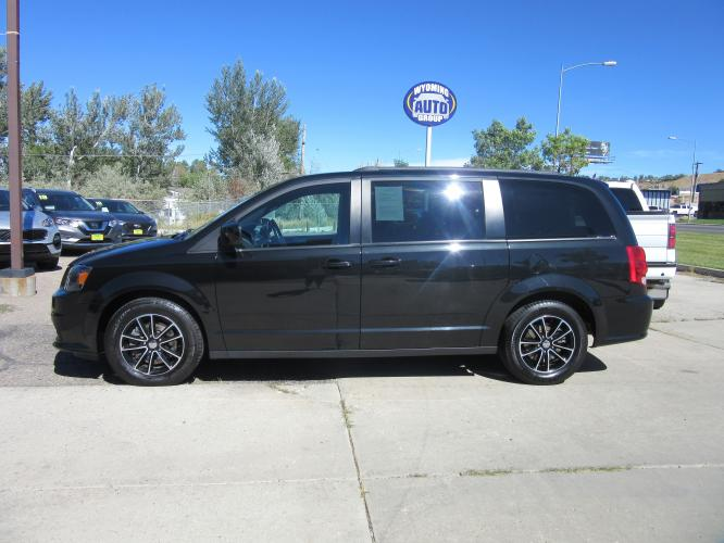 2019 Dodge Grand Caravan GT (2C4RDGEG2KR) with an 3.6L V6 DOHC 24V engine, 6A transmission, located at 3030 CY Ave, Casper, WY, 82604, (307) 265-3830, 42.827816, -106.357483 - Photo #0